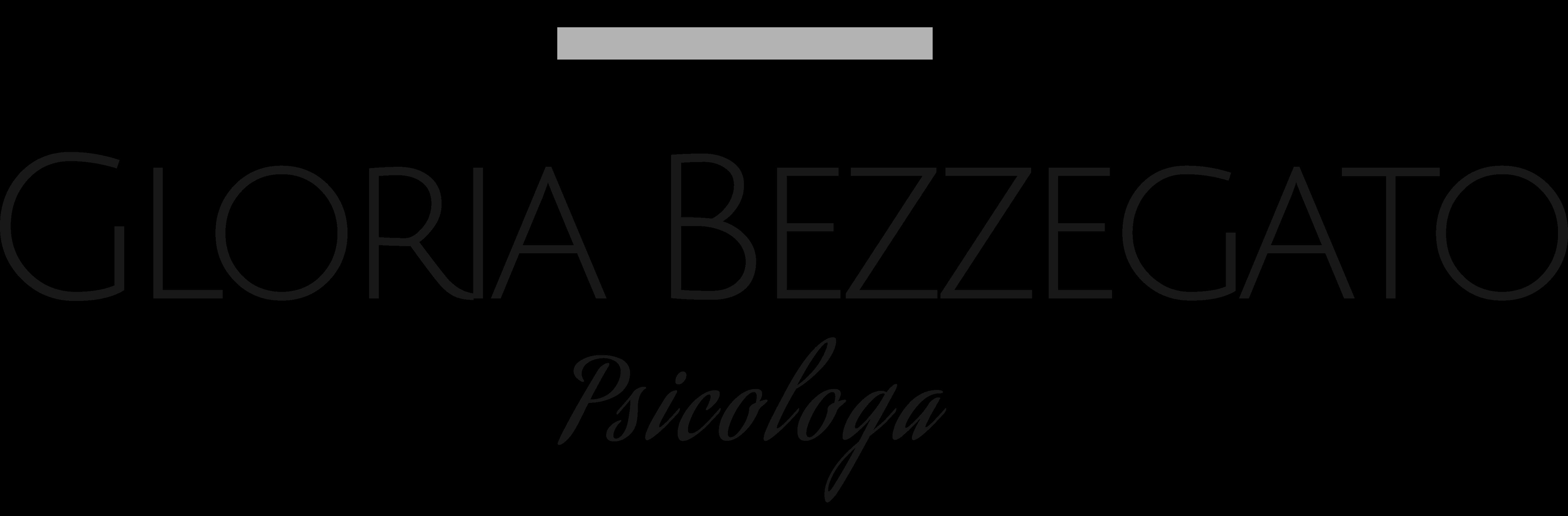 Gloria Bezzegato Psicologa